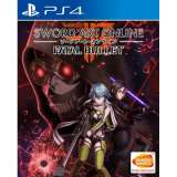 Bandai Namco Sword Art Online Fatal Bullet PS4 Playstation 4 Game