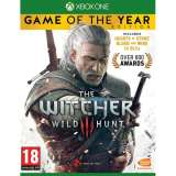 Bandai Namco The Witcher 3 Wild Hunt Game Of The Year Xbox One Game