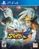 Bandai Namco Naruto Shippuden: Ultimate Ninja Storm 4 PS4 PlayStation 4 Game