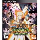 Bandai Naruto Shippuden Ultimate Ninja Storm Revolution PS3 Playstation 3 Game