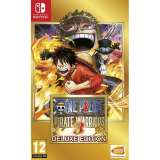 Bandai One Piece Pirate Warriors 3 Deluxe Edition Nintendo Switch Game