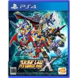 Bandai Super Robot Wars X PS4 Playstation 4 Game