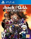 Bandai hack G U Last Recode PS4 Playstation 4 Game