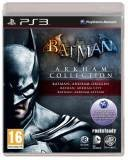 Warner Bros. Interactive Batman Arkham Collection PS3 Playstation 3 Game