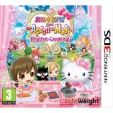 Bergsala Lightweight Hello Kitty And The Apron Of Magic Rhythm Cooking Nintendo 3DS Game