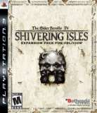 Bethesda Softworks The Elder Scrolls IV Shivering Isles PS3 Playstation 3 Game