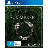 Bethesda Softworks The Elder Scrolls Online Summerset PS4 Playstation 4 Game