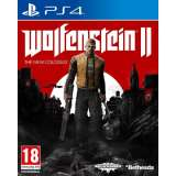 Bethesda Softworks Wolfenstein II The New Colossus PS4 Playstation 4 Game