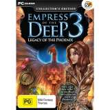 Big Fish Games Empress of the Deep 3 Legacy of the Phoenix Collectors Edition PC Game