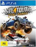 Bigben Interactive Flat Out 4 Total Insanity PS4 Playstation 4 Game