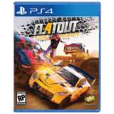 Bigben Interactive Flatout 4 Total Insanity PS4 Playstation 4 Game