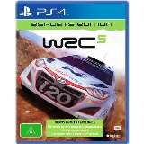 Bigben Interactive WRC 5 eSport Edition PS4 Playstation 4 Game