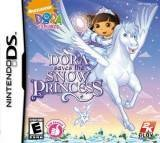 2k Games Dora the Explorer Dora Saves the Snow Princess Nintendo DS Game