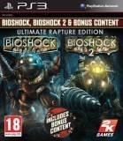 2k Games Bioshock Ultimate Rapture Edition PS3 Playstation 3 Game