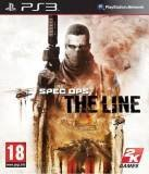2k Games Spec Ops The Line PS3 Playstation 3 Game