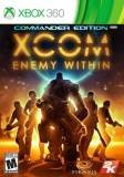 2k Games XCOM Enemy Within Commander Edition Xbox 360 Game