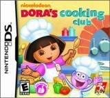 2K Play Dora Cooking Club Nintendo DS Game