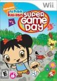 2K Play Ni Hao Kai Lan Super Game Day Nintendo Wii Game