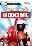 2K Sports Don King Boxing Nintendo Wii Game