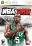 2k Sports NBA 2K9 Xbox 360 Game