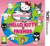 Rising Star Games Around the World with Hello Kitty & Friends Nintendo 3DS Games
