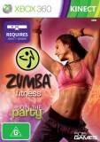505 Games Zumba Fitness Xbox 360 Game