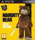 505 Games Naughty Bear Gold Edition PS3 Playstation 3 Game