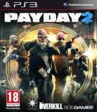 505 Games Payday 2 PS3 Playstation 3 Game