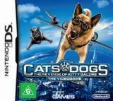 505 Games Cats and Dogs 2 Revenge of Kitty Galore Nintendo DS Game