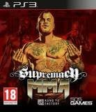 505 Games Supremacy MMA PS3 Playstation 3 Game