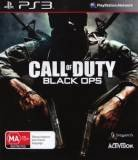 Activision Call Of Duty Black Ops PS3 Playstation 3 Game