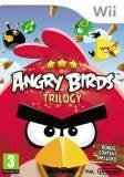 Activision Angry Birds Trilogy Nintendo Wii Game