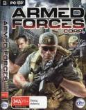 City Interactive Armed Forces Corps PC Game