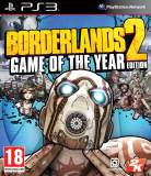 2k Games Borderlands 2 Game Of The Year Edition PS3 Playstation 3 Game