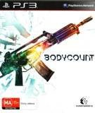 Codemasters Bodycount PS3 Playstation 3 Game
