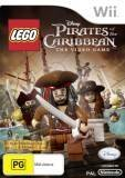 Disney LEGO Pirates of the Caribbean The Video Game Nintendo Wii Game