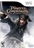 Disney Pirates of the Caribbean: At Worlds End Nintendo Wii Game