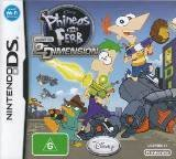 Disney Phineas and Ferb Across the 2nd Dimension Nintendo DS Game