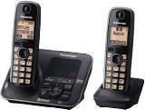 Panasonic KXTG7653AZB Telephone