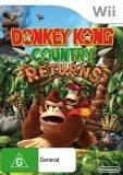 Nintendo Donkey Kong Country Returns WII Game