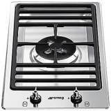 Smeg PGA31G Kitchen Cooktop