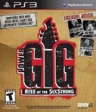 Seven45 Studios Power Gig: Rise of the SixString PS3 Playstation 3 Game