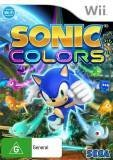 Sega Sonic Colours Nintendo Wii Game