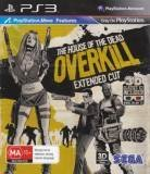 Sega The House of the Dead Overkill PS3 Playstation 3 Game