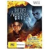 THQ The Last Airbender Nintendo WII Game