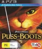 THQ Puss in Boots PS3 Playstation 3 Game