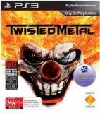 Sony Twisted Metal PS3 Playstation 3 Game