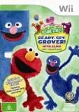 Warner Bros Sesame Street Ready Set Grover Nintendo Wii Game
