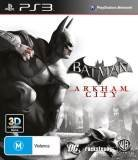 Warner Bros Batman Arkham City PS3 Playstation 3 Game