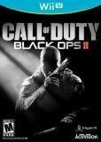 Activision Call of Duty Black Ops II Nintendo Wii U Game